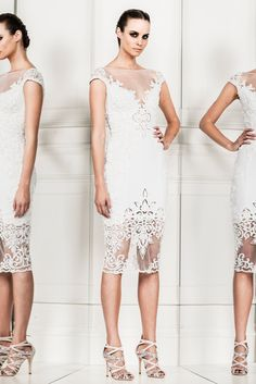 Zuhair Murad Spring 2014 Ready-to-Wear Fashion Show