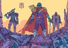 Robo-President K3n3-DY IV by f1x-2.deviantart.com on @DeviantArt