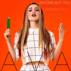 "NEW MUSIC: AVA ""Anyone But You"""