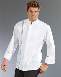 Resultado de imagen para camisas de chef modelos