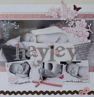 A Project by 3Rs from our Scrapbooking Gallery originally submitted 02/28/08 at 08:50 PM