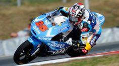 Moto3 2013 Gran Bretaña: Maverick Vinales manda en los libres
