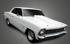 AmericanMuscle cars in all white! Are you fans? Hit the link to follow @eBay's new 'Dream Cars' board for the very best auto's in the world... http://www.pinterest.com/ebay/dream-cars/ #spon