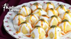 Yoğurtlu Havuçlu Patates Topları Tarifi, Nasıl Yapılır – Vejeteryan yemek tarifleri – Las recetas más prácticas y fáciles Iftar, Potato Balls Recipe, Turkish Recipes, Ethnic Recipes, Yogurt Recipes, Homemade Beauty Products, Snacks, Sushi, Carrots