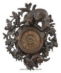 72 Best Cat Clocks Images In 2012 Cat Clock Clock Cats