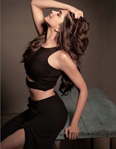 Deepika Padukone - attitude pose - portrait idea