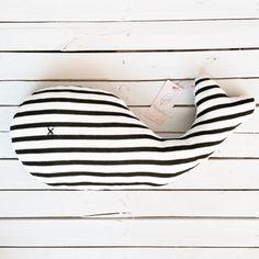 "Mayafly ""Bubble Whale"" Kissen Wal Dekoration Accessoire Interiour cushion"