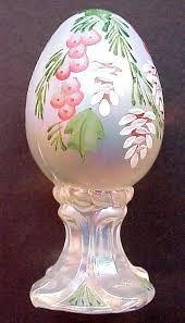 Image result for fenton glass eggs