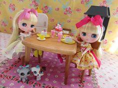 SALE...Middie Blythe.... Doll House.....Vintage by KittyKatDance