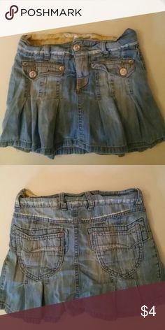 1ca188ba48b Skirt ( free with purchase) Guc. Size M 7 8 Xhilaration Bottoms Skorts