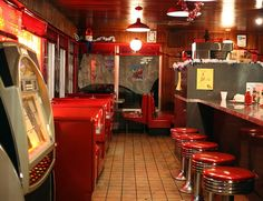 The Metro Diner, Dallas, TX. Now closed. So many debates, flirtations, tears, books, cups of coffee, cigarettes, waffles, arguments, joy.