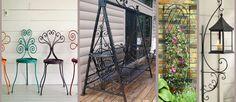 Ahora toca pintar el hierro y la forja. http://lacasadepinturas.com/blog/ahora-toca-pintar-el-hierro-y-la-forja/