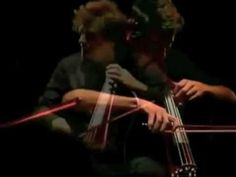 2Cellos - These guys are touring with Elton John right now - AMAZING!!!  This is Smooth Criminal, originally recorded by Michael Jackson.