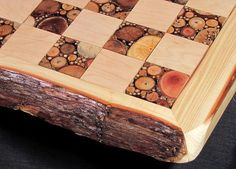 Woodcarving | Резьба по дереву #WoodworkingProjectsChessboard
