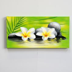 begin | Rakuten Global Market: Painting Bali painting art 42o flowers acrylic…