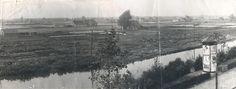 De panoramafoto genomen vanaf Westlandgracht 161 of 163 (Kijk voor de grotere foto's onderaan dit verhaal)<br />Foto: collectie familie De Groot