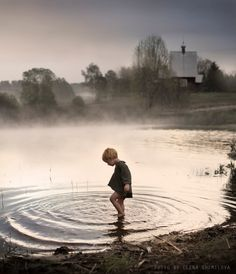 Русская фотограф Елена Шумилова
