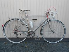 Leviers de frein MAFAC GOLD aluminium vélo route vintage old bike levers NOS