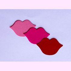 """Labios """"Wendy"""" para Photocall. Pack de 100 unidades. En un solo color o en colores surtidos. PVP: 9,95 €. #photocall #boda"""