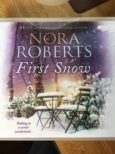 Christmas Books, A Christmas Story, Christmas Themes, Best Books To Read, Good Books, Nora Roberts Books, Romance Novels, So Little Time, Writing A Book