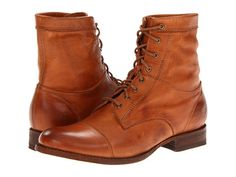 Frye Erin Workboot Camel Soft Vintage Leather - Zappos.com Free Shipping BOTH Ways