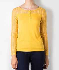 Amber Heritage Top #zulily #ad *love