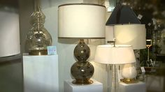 October 2014 High Point Market ~ Quick Tour of the Currey Showroom!