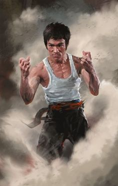 Bruce Lee l Martial Arts Grandmaster Bruce Lee Photos, Bruce Lee Art, Bruce Lee Martial Arts, Bruce Lee Poster, Brandon Lee, Kung Fu, Muay Thai, Karate, Photo Star