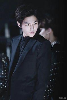 Hot In suit