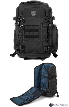 Cannae Legion Elite Day Pack MOLLE Backpack - Goruck GR1 Alternative - Learn more at backpackies.com