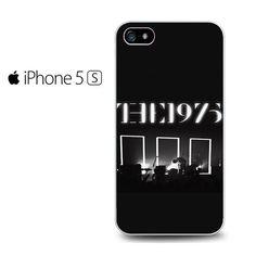 The 1975 Album Cover Black And White Iphone 5 Iphone 5S Iphone SE Case