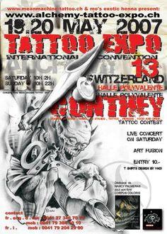 13th Alchemy Tattoo Expo | Tattoo Filter Alchemy Tattoo, Tattoo Expo, Filter, Tattoos, Art, Art Background, Tatuajes, Kunst, Japanese Tattoos
