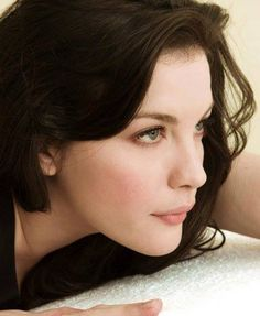 Luminous makeup...Liv Tyler...