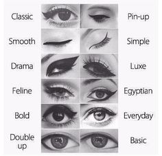 Used by every woman and girl, the eyeliner is a cosmetic meant to define the eyes by applying it around the contour of the eye to create different aesthetic illusions.
