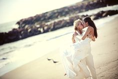 This is astonishingly beautiful. I can't wait to marry my baby girl on the beach # 1 bucket list