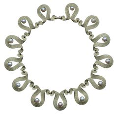 1stdibs - GUSTAVE BRAENDLE -THEODOR FAHRNER Art Deco Necklace explore items from 1,700  global dealers at 1stdibs.com