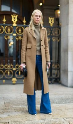 Aymeline Valade - 60 Chic Fall Outfit Ideas