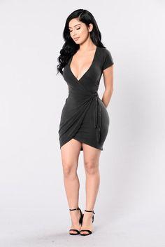 Rum Girl Dress - Black