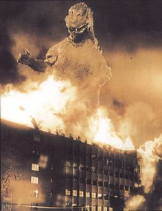 """Godzilla, ...""""why are they always messing w/ me? ATL Thoughts"""