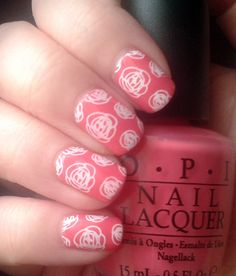 Mani Inspiration: Spring Florals | Style Files  #Floral #Nails  www.AZFoothills.com