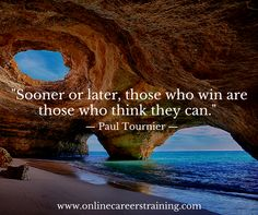 Sooner or later, those who win are those who think they can - Paul Tournier Earn Money Online, Create Yourself, Qoutes, Entrepreneur, Inspirational Quotes, Internet, Canning, Lifestyle, Blog