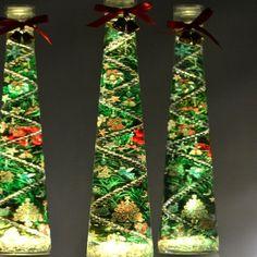 ハーバリウム*クリスマスツリー* フラワー・リース artframepetit ハンドメイド通販・販売のCreema Creema, Terrarium, Packaging Design, Diy And Crafts, Soap, Bottle, Creative, Flowers, Decor