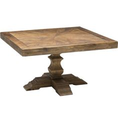 """Castle Square Dining Table 55"""""""