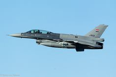 Iraqi Air Force Lockheed-Martin F-16D Block 52IQ Fighting Falcon