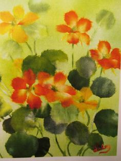 Chigirie or Japanese torn paper art oneofakind by MomiMarie