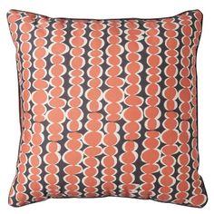 """Room Essentials® Dot Stripe Toss Pillow (18x18"""")"""