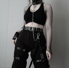 Cute Comfy Outfits, Edgy Outfits, Grunge Outfits, Cool Outfits, Grunge Style, Soft Grunge, Egirl Fashion, Grunge Fashion, Fashion Outfits