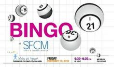 The Santa Fe Children's Museum hosts a bingo fundraiser as part of its 2012 Kids at Heart series