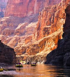 Dear Grand Canyon – I hear rafting through your waters is an amazing way to experience your wonder. Will you save a place for me and my 2 boys to cruise through and bask in your beauty?