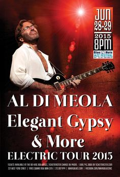 Al Di Meola (6.28-29.15)